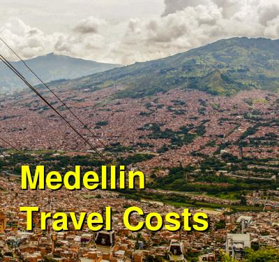 Medellin Travel Cost - Average Price of a Vacation to Medellin: Food & Meal Budget, Daily & Weekly Expenses | BudgetYourTrip.com