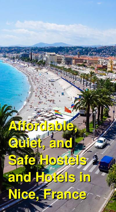 Safe Hostels and Hotels for Female Travelers in Nice, France | Budget Your Trip