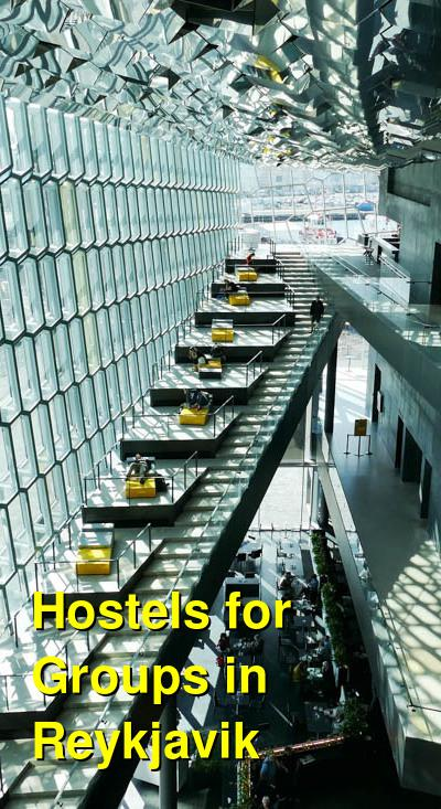 Hostels for Groups in Reykjavik | Budget Your Trip
