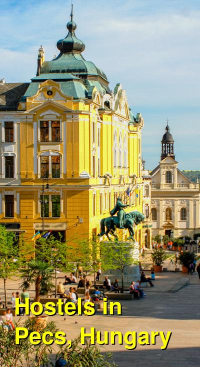 Hostels in Pecs, Hungary | Budget Your Trip