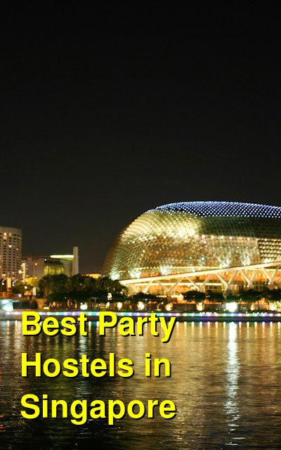 Best Party Hostels in Singapore | Budget Your Trip