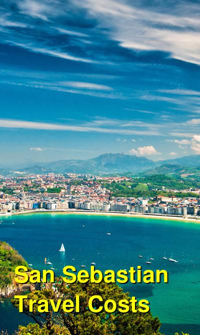 San Sebastian Travel Cost - Average Price of a Vacation to San Sebastian: Food & Meal Budget, Daily & Weekly Expenses | BudgetYourTrip.com