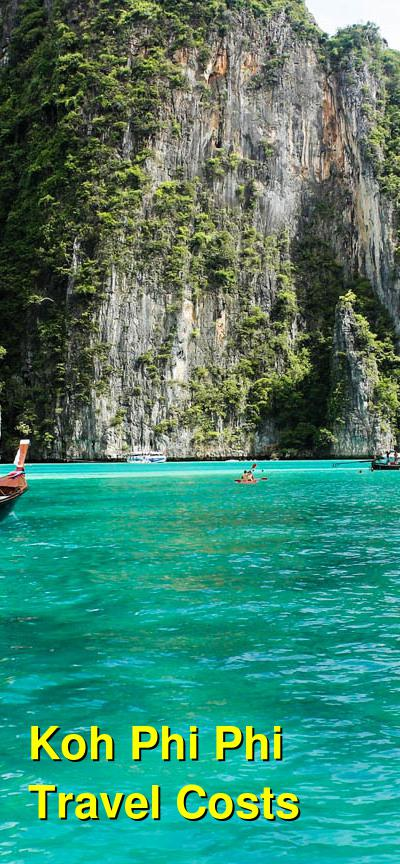 Koh Phi Phi Travel Cost - Average Price of a Vacation to Koh Phi Phi: Food & Meal Budget, Daily & Weekly Expenses | BudgetYourTrip.com