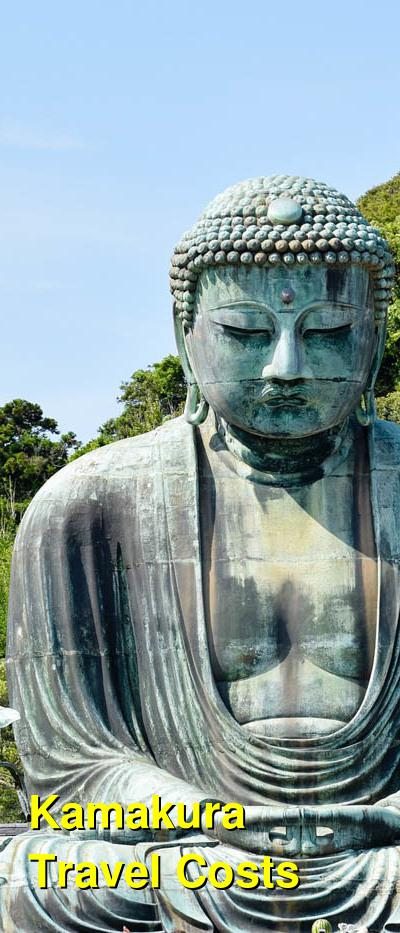 Kamakura Travel Cost - Average Price of a Vacation to Kamakura: Food & Meal Budget, Daily & Weekly Expenses | BudgetYourTrip.com