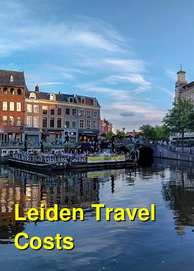 Leiden Travel Cost - Average Price of a Vacation to Leiden: Food & Meal Budget, Daily & Weekly Expenses | BudgetYourTrip.com