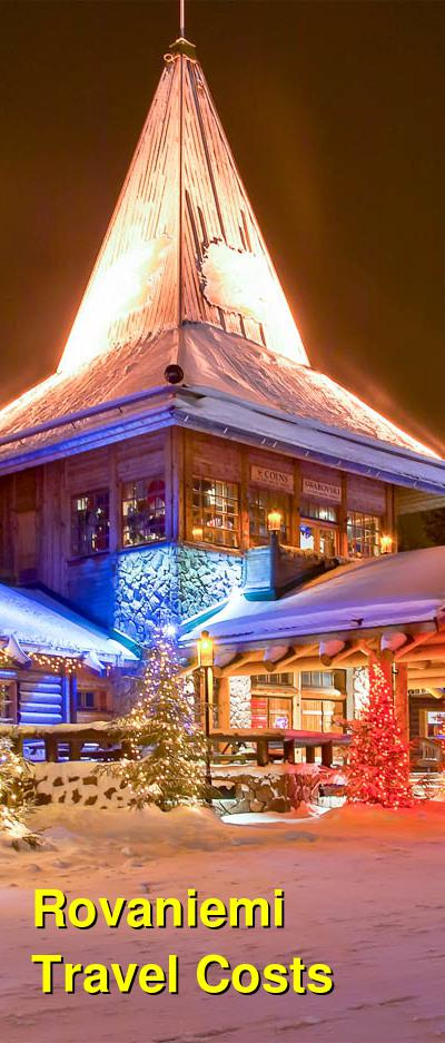 Rovaniemi Travel Cost - Average Price of a Vacation to Rovaniemi: Food & Meal Budget, Daily & Weekly Expenses | BudgetYourTrip.com