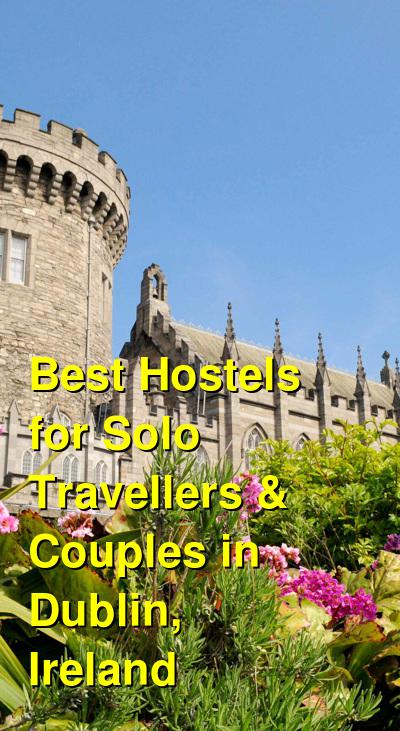 The Best Hostels in Dublin (2020) | Budget Your Trip