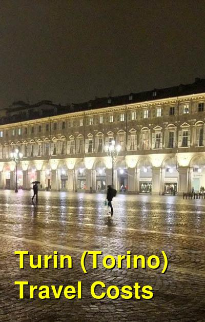 Turin (Torino) Travel Cost - Average Price of a Vacation to Turin (Torino): Food & Meal Budget, Daily & Weekly Expenses | BudgetYourTrip.com