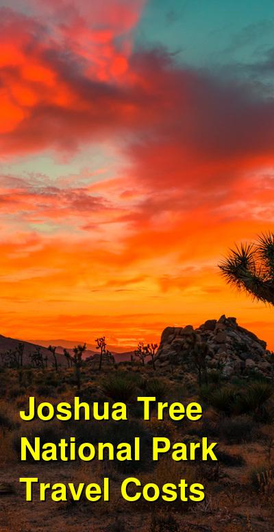 Joshua Tree National Park Travel Cost - Average Price of a Vacation to Joshua Tree National Park: Food & Meal Budget, Daily & Weekly Expenses | BudgetYourTrip.com