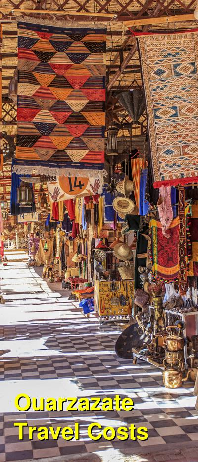 Ouarzazate Travel Cost - Average Price of a Vacation to Ouarzazate: Food & Meal Budget, Daily & Weekly Expenses | BudgetYourTrip.com