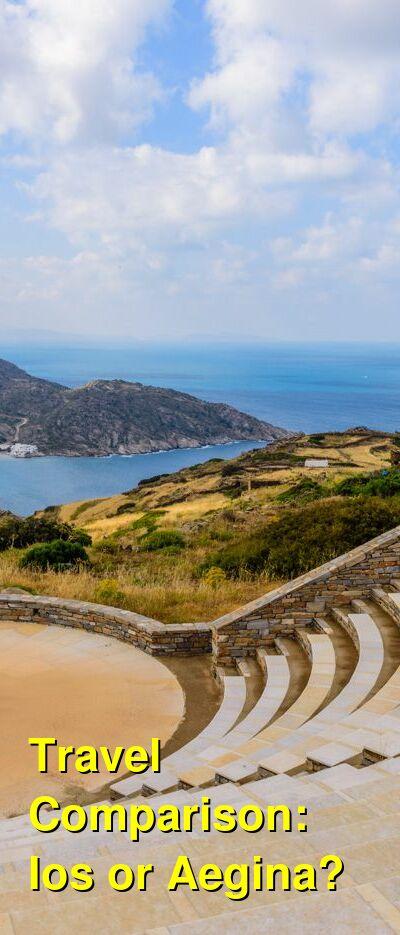 Ios vs. Aegina Travel Comparison