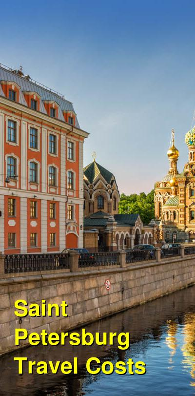 Saint Petersburg Travel Costs & Prices - The Hermitage Museum, Russian Ballet & Russian Opera | BudgetYourTrip.com
