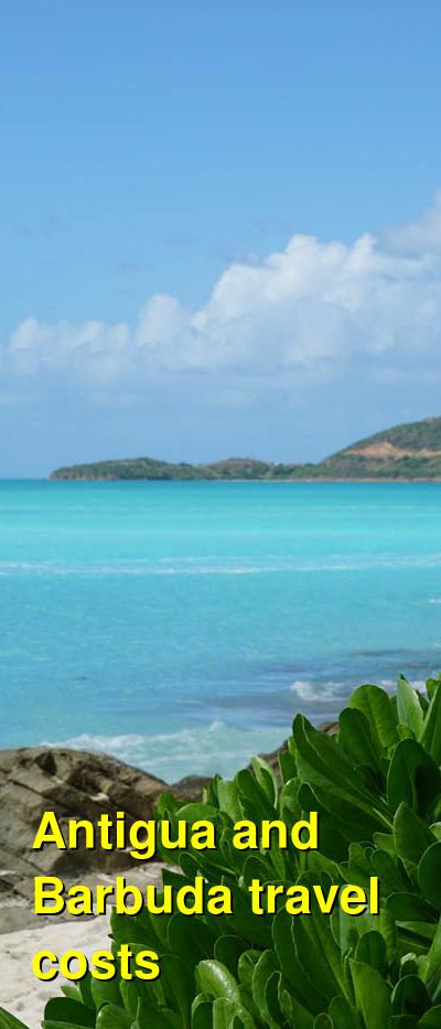 Antigua and Barbuda Travel Cost - Average Price of a Vacation to Antigua and Barbuda: Food & Meal Budget, Daily & Weekly Expenses | BudgetYourTrip.com