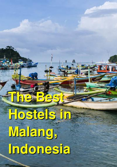 The Best Hostels in Malang, Indonesia | Budget Your Trip
