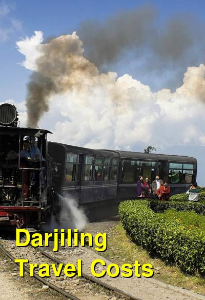 Darjiling Travel Costs & Prices - Tea Plantations and Trekking | BudgetYourTrip.com