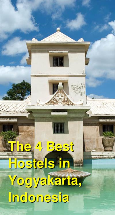 The 4 Best Hostels in Yogyakarta, Indonesia | Budget Your Trip