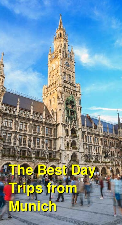 The Best Day Trips from Munic | Budget Your Trip