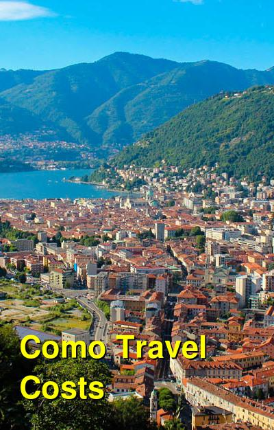 Como Travel Cost - Average Price of a Vacation to Como: Food & Meal Budget, Daily & Weekly Expenses | BudgetYourTrip.com