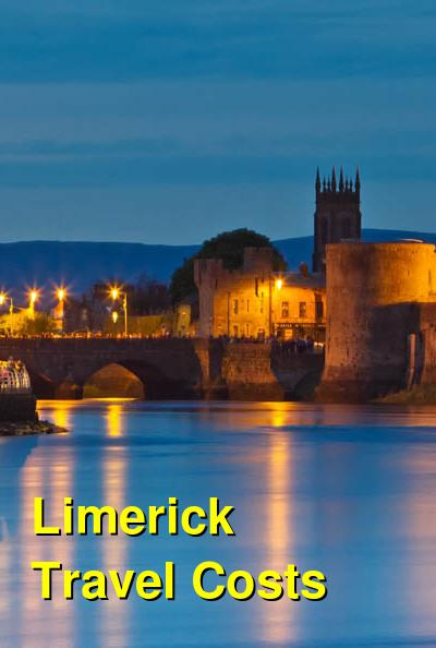 Limerick Travel Cost - Average Price of a Vacation to Limerick: Food & Meal Budget, Daily & Weekly Expenses | BudgetYourTrip.com
