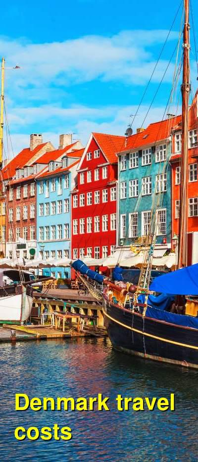 Denmark Travel Cost - Average Price of a Vacation to Denmark: Food & Meal Budget, Daily & Weekly Expenses | BudgetYourTrip.com