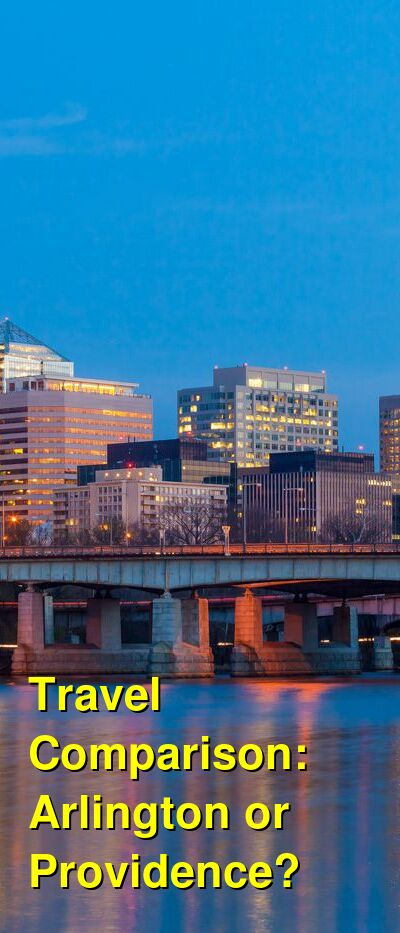 Arlington vs. Providence Travel Comparison