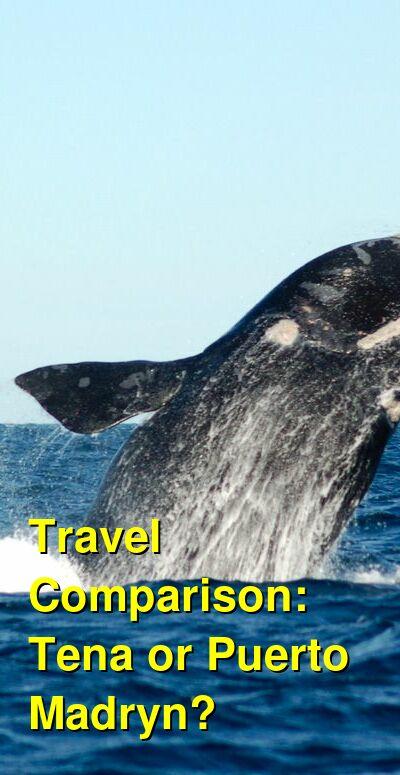 Tena vs. Puerto Madryn Travel Comparison