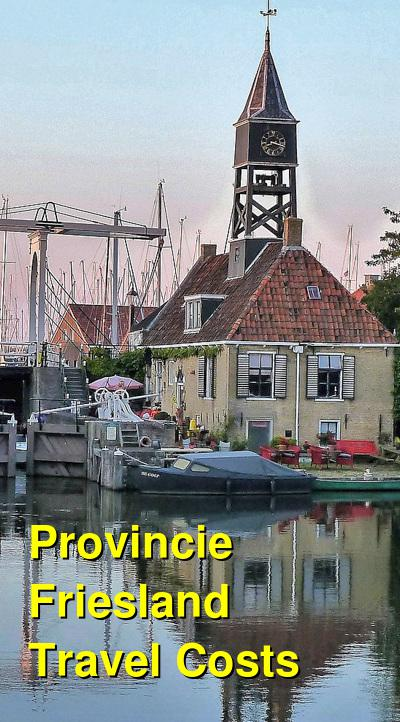 Provincie Friesland Travel Costs & Prices - The Wadden Sea and The Afsluitdijk | BudgetYourTrip.com