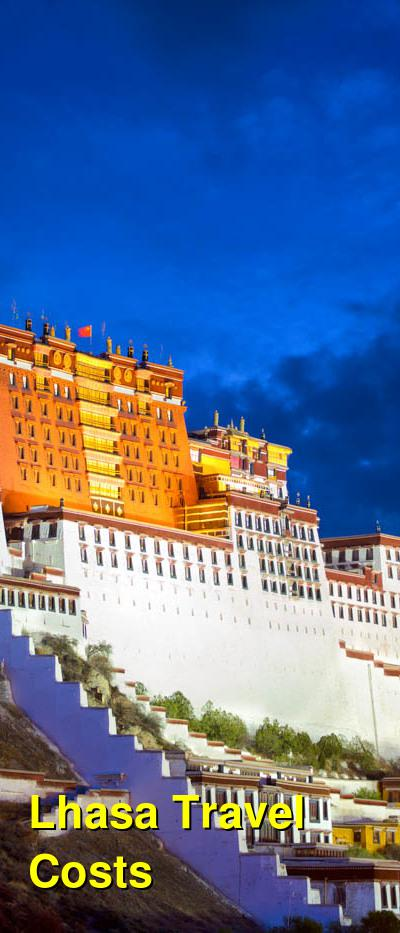 Lhasa Travel Costs & Prices - The Jokhang Temple, Barkhor Square, & Tibetan Restaurants | BudgetYourTrip.com