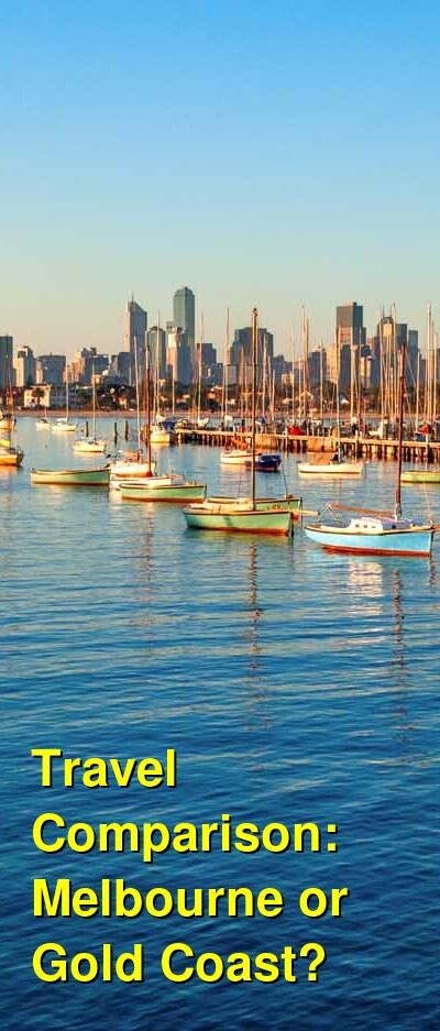 Melbourne vs. Gold Coast Travel Comparison