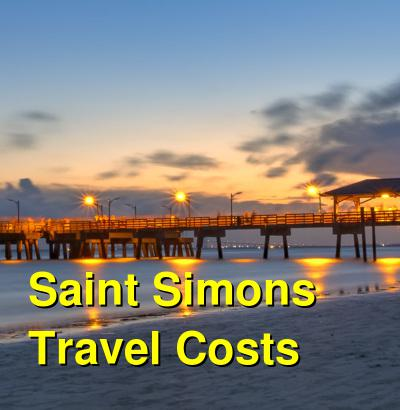 Saint Simons Travel Cost - Average Price of a Vacation to Saint Simons: Food & Meal Budget, Daily & Weekly Expenses | BudgetYourTrip.com