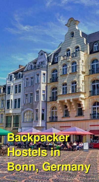 Backpacker Hostels in Bonn, Germany | Budget Your Trip