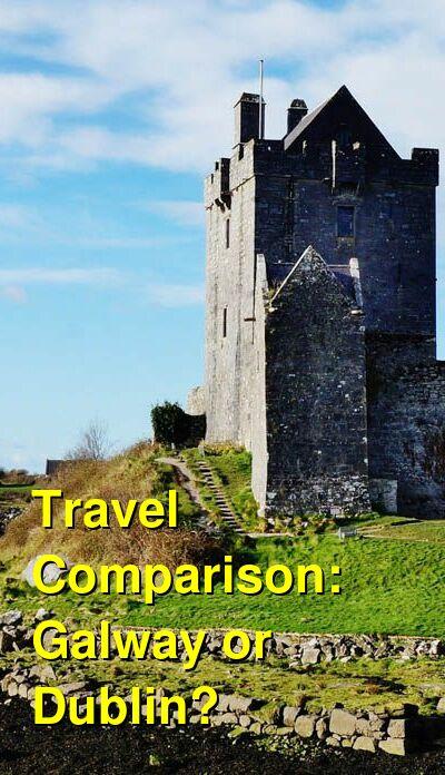 Galway vs. Dublin Travel Comparison