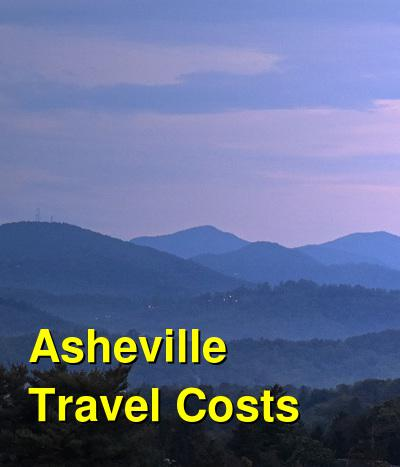 Asheville Travel Cost - Average Price of a Vacation to Asheville: Food & Meal Budget, Daily & Weekly Expenses | BudgetYourTrip.com