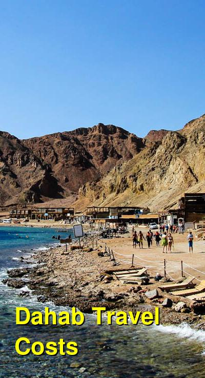Dahab Travel Cost - Average Price of a Vacation to Dahab: Food & Meal Budget, Daily & Weekly Expenses | BudgetYourTrip.com