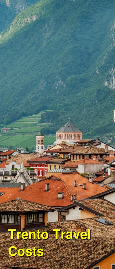 Trento Travel Cost - Average Price of a Vacation to Trento: Food & Meal Budget, Daily & Weekly Expenses | BudgetYourTrip.com