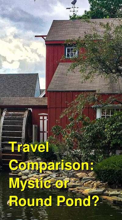 Mystic vs. Round Pond Travel Comparison