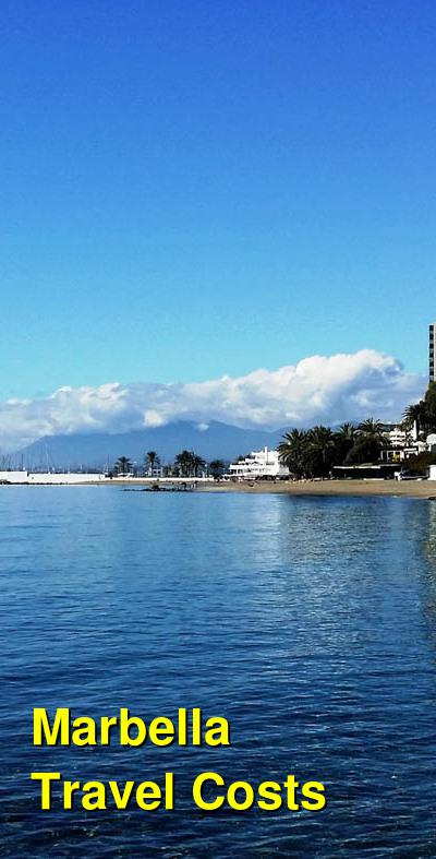 Marbella Travel Cost - Average Price of a Vacation to Marbella: Food & Meal Budget, Daily & Weekly Expenses | BudgetYourTrip.com