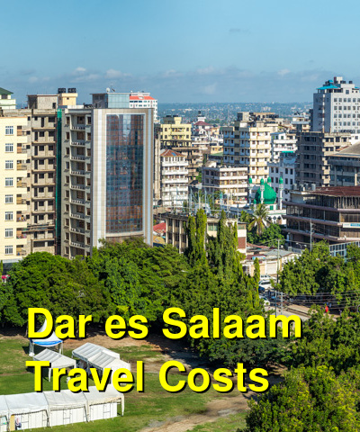 Dar es Salaam Travel Cost - Average Price of a Vacation to Dar es Salaam: Food & Meal Budget, Daily & Weekly Expenses | BudgetYourTrip.com