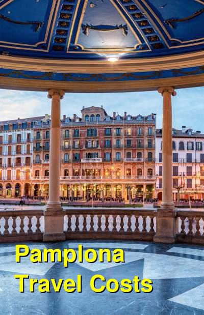 Pamplona Travel Cost - Average Price of a Vacation to Pamplona: Food & Meal Budget, Daily & Weekly Expenses | BudgetYourTrip.com