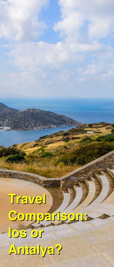 Ios vs. Antalya Travel Comparison
