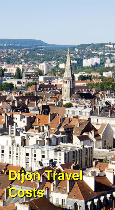 Dijon Travel Costs & Prices - Wine, Mustard, & Cathedrals | BudgetYourTrip.com