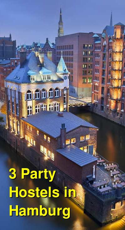 3 Party Hostels in Hamburg | Budget Your Trip