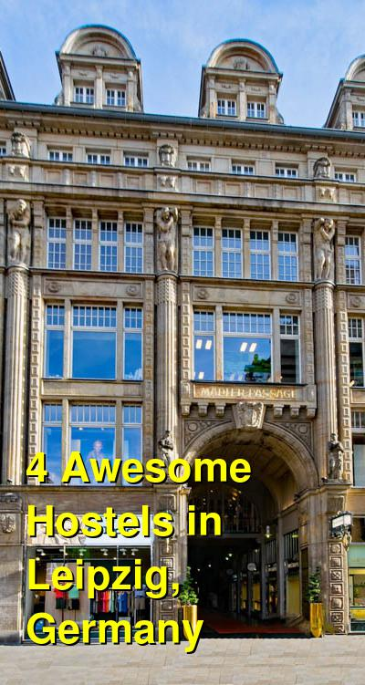 4 Awesome Hostels in Leipzig, Germany | Budget Your Trip