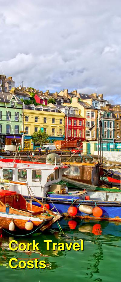 Cork Travel Cost - Average Price of a Vacation to Cork: Food & Meal Budget, Daily & Weekly Expenses | BudgetYourTrip.com