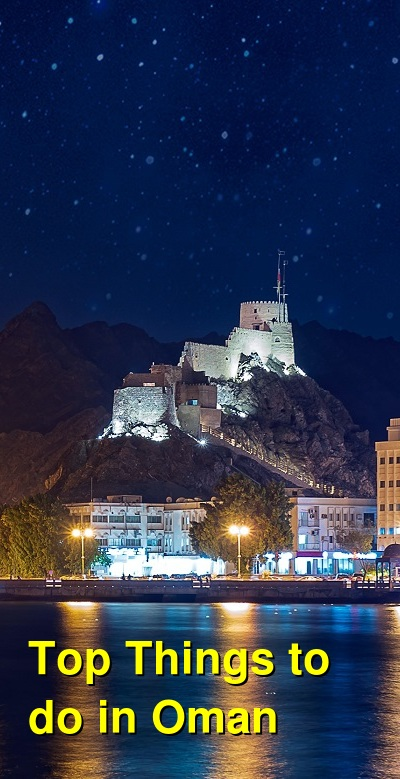 Top Things to do in Oman | Budget Your Trip
