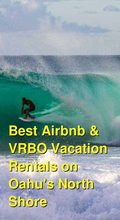 Best Airbnb & VRBO Vacation Rentals on Oahu's North Shore (April 2021) | Budget Your Trip