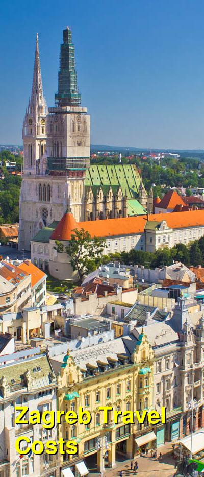 Zagreb Travel Costs & Prices - Museums, History & Cuisine | BudgetYourTrip.com
