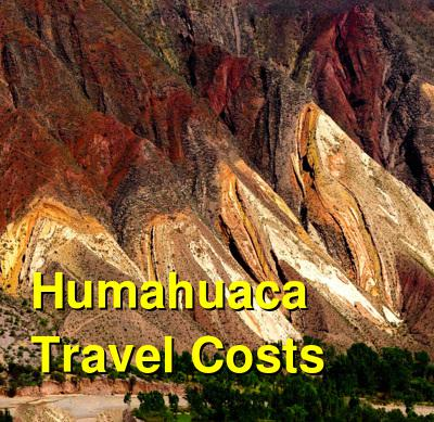 Humahuaca Travel Cost - Average Price of a Vacation to Humahuaca: Food & Meal Budget, Daily & Weekly Expenses | BudgetYourTrip.com