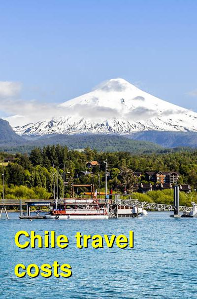 Chile Travel Costs & Prices - Winery Tours, Torres del Paine & Easter Island | BudgetYourTrip.com