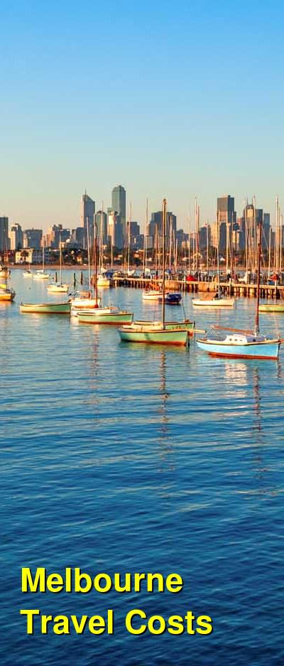 Melbourne Travel Cost - Average Price of a Vacation to Melbourne: Food & Meal Budget, Daily & Weekly Expenses | BudgetYourTrip.com
